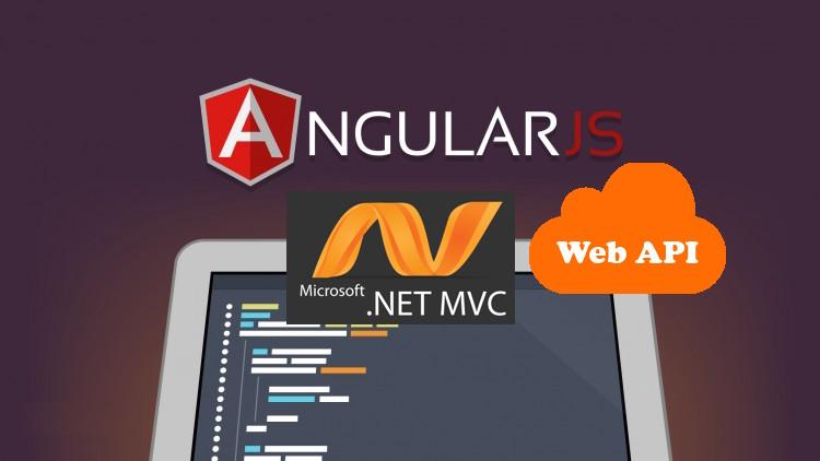 Kết quả hình ảnh cho Làm dự án thực tế với ASP.NET MVC, WebAPI và AngularJS: