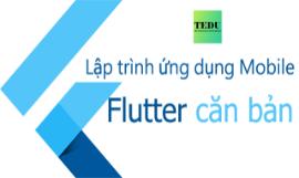 Xây dựng ứng dụng Mobile với Flutter căn bản